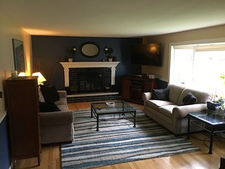 NE Cayuga Heights with NEW Master Suite Expansion