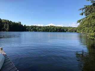 Peaceful Crane Lake Cottage- Just steps from the Water!