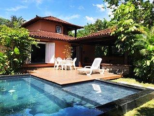 Descubra o paraíso ! Casa no Porto Frade, o melhor condomínio de Angra!
