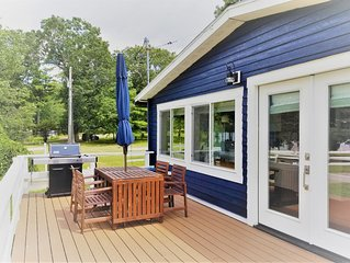 New cottage at The Ledges Resort & Marina on The St. Lawrence River!