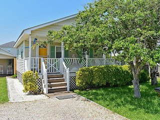 The Covey Cottage  - Delightful Beach Bungalow