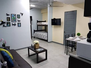 Urban Downtown San Jose Apartment Sleeps 7