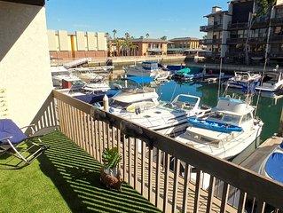 Marina View Retreat, Location, Location , Location !