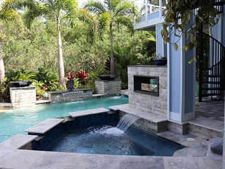 Tropical Waterfront Oasis
