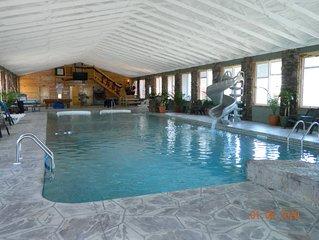 Get InTents*Tiny Home* $99 Night! Hottub,Indoor Pool,Firepit! Chatt. TN 21 miles