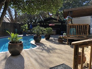 Backyard Oasis in Quiet Family Friendly Cul-de-sac