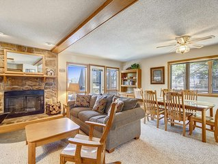 North Valley View is a spacious town home in the heart of Canaan Valley.