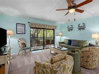 Cozy Dockside 2 bedroom, 2 bath at Sanibel Moorings Resort #1612