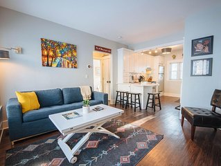 Arbor Suite - Modern Comfort in the Heart of Downtown Sturgeon Bay