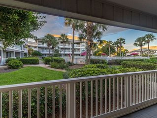 Our Happy Place, 2 Community Pools, Tennis Courts, Easy Beach Access,