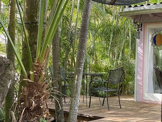 ✨PROMO� Monthly-ROMANTIC COTTAGE���Miami best loc.NEAR BEACHES & ALL�PET�