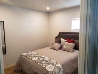 Beautiful 2 bedroom cozy house
