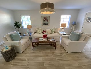 Beautiful Vero Beach Home, Large Outdoor Space and Backyard