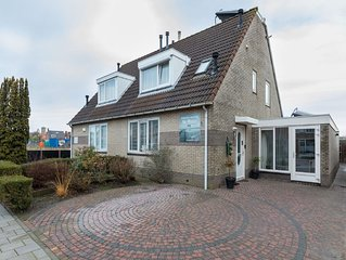 Quietly located apartment at the outskirts of Domburg