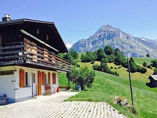 Ferienwohnung Grindelwald für 2 - 4 Personen mit 1 Schlafzimmer - Ferienwohnung