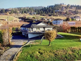 Sandbluff Ranch: 2 acres in Penticton, Amazing 360 Views, 5 mins from everything