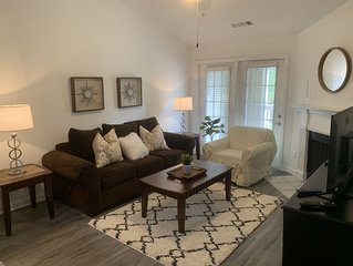 Fabulous Fully-Furnished Apartment in Alpharetta
