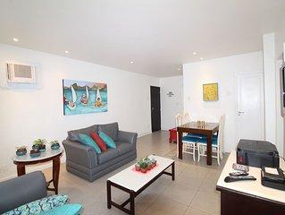 BT201 CaviRio - Moderno apartamento perto da Farme de Amoedo
