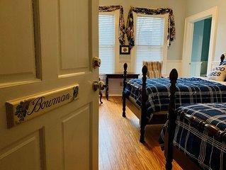 Bowman · Bowman room at The Herren House