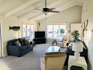 OKI PARADISE-JUST STEPS TO THE SAND! 2ND ROW- 4BR, 2BA W/ DIRECT BEACH ACCESS