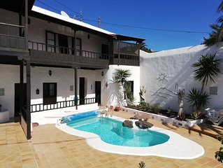 Finca with Private Heated Pool