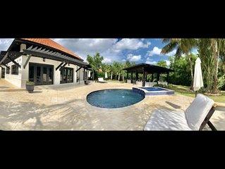 Luxury Villa in World-Famous Casa De Campo Resort