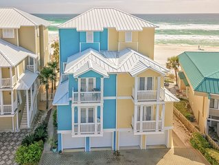 Dune Our Thing, 4 Bedroom/4 Bathroom Beach Front Home, Great Views, Sleeps 10