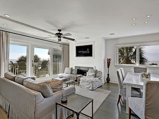 FULLY RENOVATED Ocean View Seagrove Villa- Right Next to Resort Center