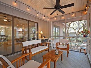 Inlet Cove Cottage- Perfect for Fishing and Crabbing on Community Dock!