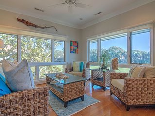 Luxurious Turtle Point Villa with Updated Decor & Gorgeous Views!