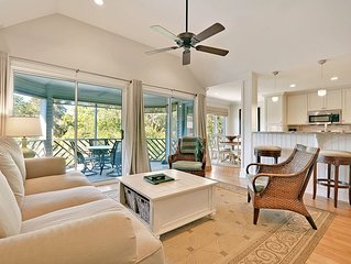 Beautiful Villa, Popular Location in Gated Kiawah Golf Resort!