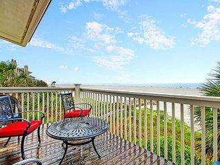 Oceanfront Views, Community Pool, Great Resort Location!