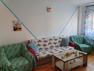 CENTRAL APARTMENT- with 2 rooms , kitchen, bath - Sibiu