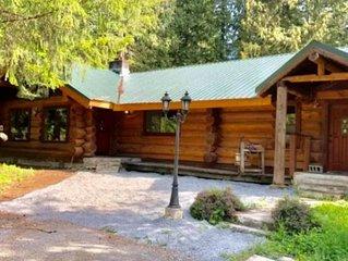 Alpine Cabin, Ashford