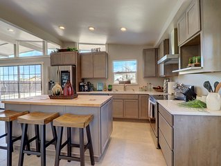 Beautiful home with modern amenities