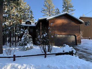 Perfect Big Bear Getaway in Fox Farm
