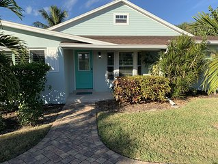 Pelican Pad - Four Bedroom home with private pool.  Heated pool is available.
