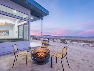 Ventus Joshua Tree - Modernist Style Near the Park