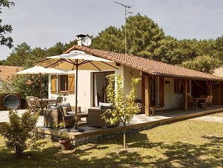 The Charming House, 300m to Beach, Near Biarritz, Hossegor, Pay Basque