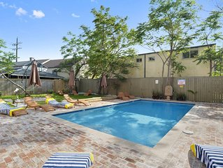 Vibrant and Spacious Palatial Escape | Pool