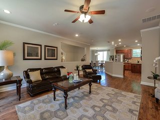Stayloom's Classic Luxury Home |  East Dallas