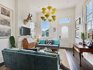 Sweet and Sunny Designer Home | near FQ