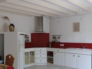 Villa  individuelle 110 m2 avec jardin arbore et clos - 4 Personnes 2 SD
