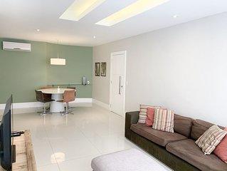 SL1001 CaviRio - Luxuoso apartamento em Copacabana