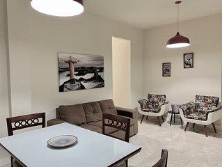 SF704 CaviRio – Estiloso apartamento em Copacabana