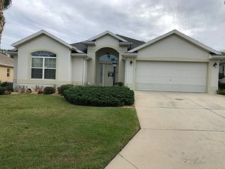 3 BEDROOM HOME GREAT LOCATION THE VILLAGES FL