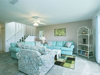 Tropical private condo on Sanibel's quiet west end