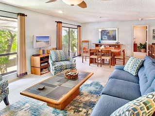 Tropical condo on Sanibel's secluded west end B211