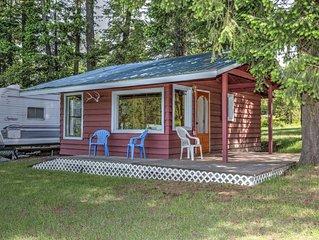 Eagle Vista Cottage at the Old Sacheen Lake Resort