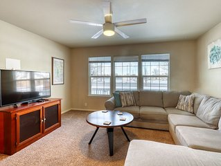 Dog-friendly Home w/ an Enclosed Yard & Bikes - Close to Parks & Downtown!